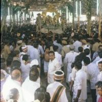 Sundaresvara arrival, kalyanam