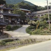 Tamba pottery, view 06., Ichino home and workshop