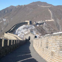 Great Wall of China, View 2