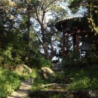Beijing University Bell Pavilion