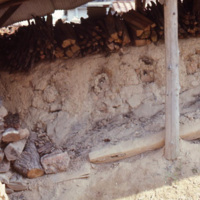 Tamba pottery, view 04., communal kiln