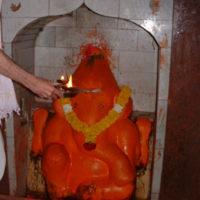 Ellora, Ganapati Temple